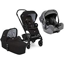 image of Joie Chrome DLX and i-Gemm Travel System Bundle