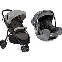 image of Joie i-Gemm with Litetrax 3 Travel System Bundle