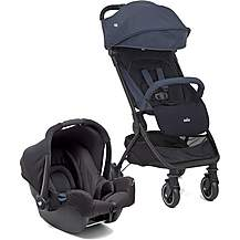 image of Joie Pact Travel System Bundle