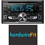 Kenwood DPX-7100DAB Fully Fitted Bundle