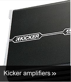 Kicker bass pack