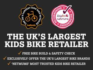 The UK's Largest Kids Bike Retailer