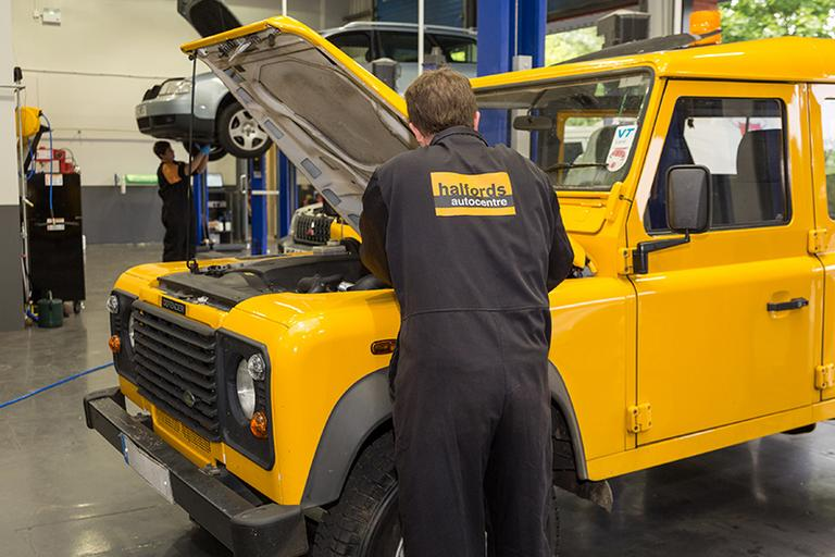 Image for Land Rover Service article