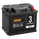 Halfords Lead Acid Battery HB013