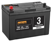 Halfords Lead Acid Battery HB334