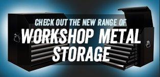 Metal Workshop Banner