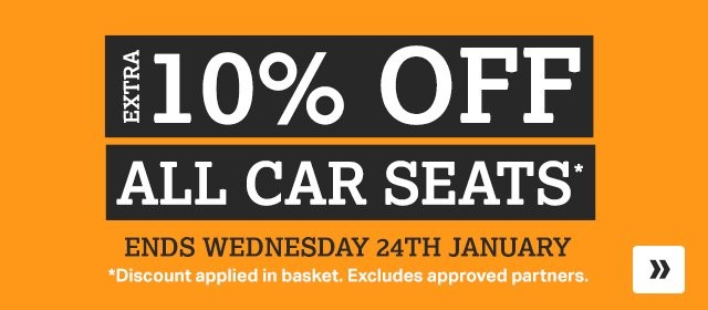 20% off selected in car technology