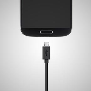 Charging Your Android