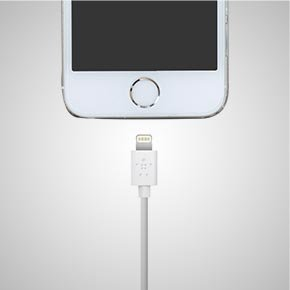 Charging Your iPhone