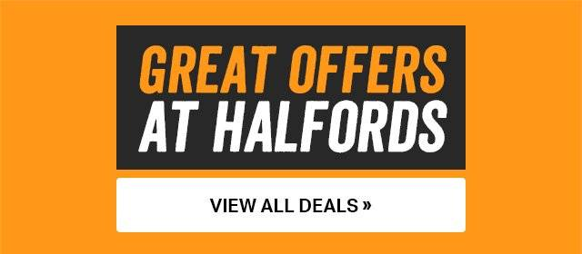Great Offers at Halfords