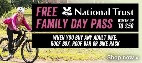 Free National Trust Family Day Pass Worth up to £50