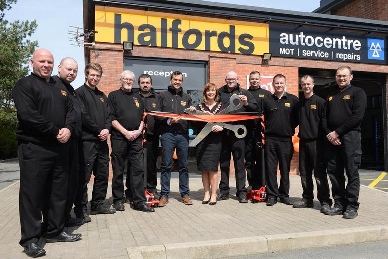 Image for May 2016 | New Autocentre in Congleton article