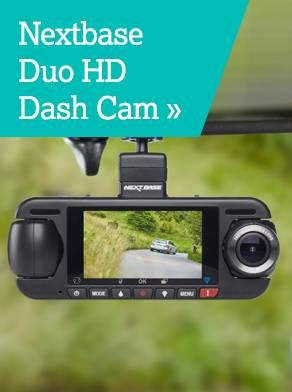 New Nextbase Dash Cam