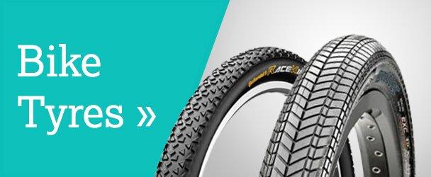 New Bike Tyres