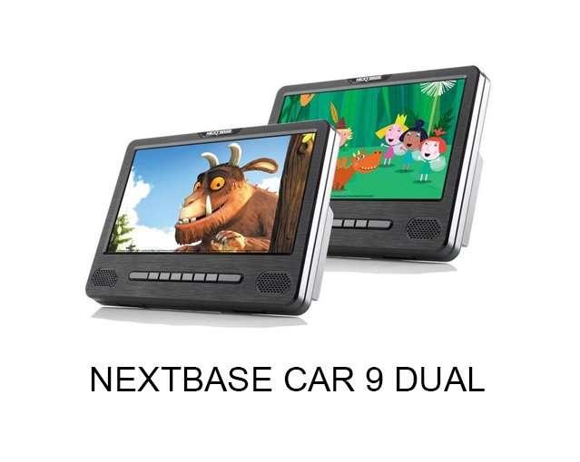 Nextbase Car Dual 9 Portable
