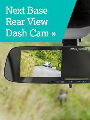 New Next Base Rear View Dash Cam