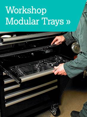 Workshop Modular Trays