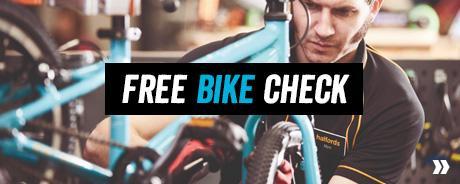 Free Bike Check