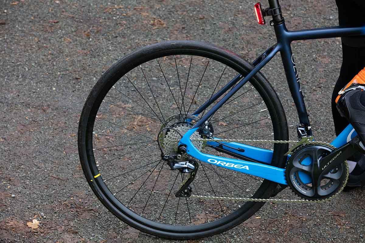 Orbea Gain e-bike components