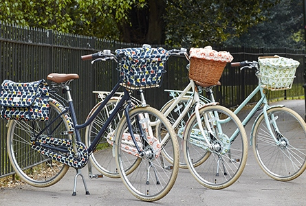 Orla Kiely 2017 Range - cycling accessories