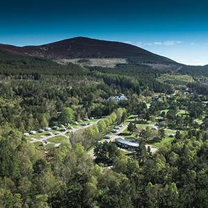 Glenmore Campsite, Aviemore