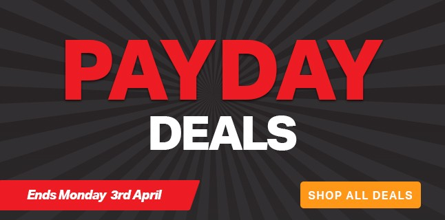 Halfords Payday Deals