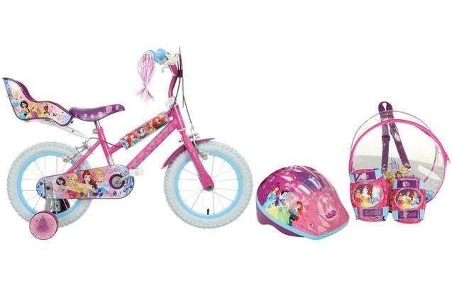 a5b01c4fa56b Disney Princess Kids Bike - 14