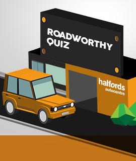 Roadworthy Quiz