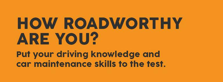 Image for Quiz: How Roadworthy Are You? article