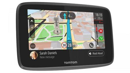 1837ed74afd3c6 Packed with all of the features you can expect in a top-of-the-range sat nav  ...