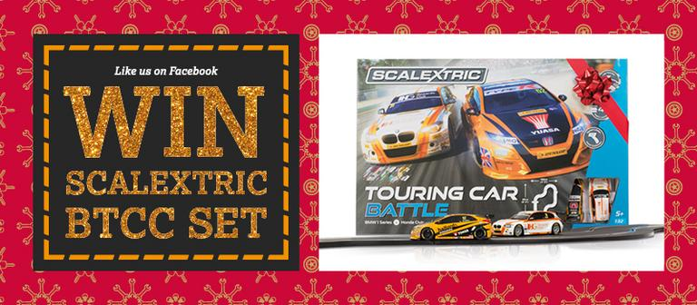 Image for Scalextric BTCC Set competition T&C's article
