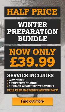 HALF PRICE Winter Preparation Bundle - now £39.99