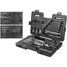 Halfords Advanced 120 Piece Socket Set & Empt