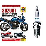 Motorcycle Parts & Manuals