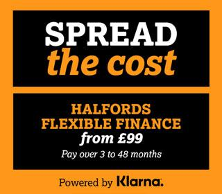 Finance at Halfords