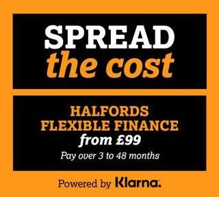 Spread the cost with Halfords Flexible Finance