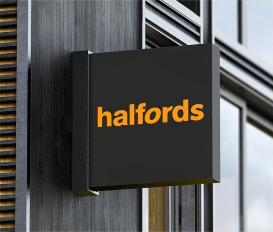 Halfords Lincoln Tritton