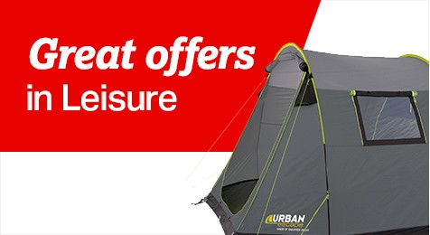 Great offers in Leisure