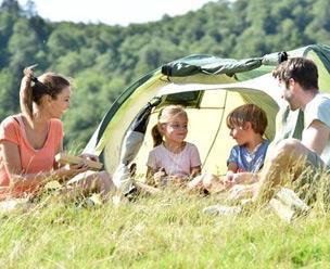 Tent selector