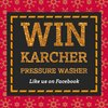 Karcher pressure washer competition - T&C's