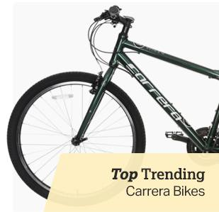 Trending Product - Carrera Bikes