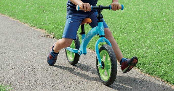 Trunki bike ride