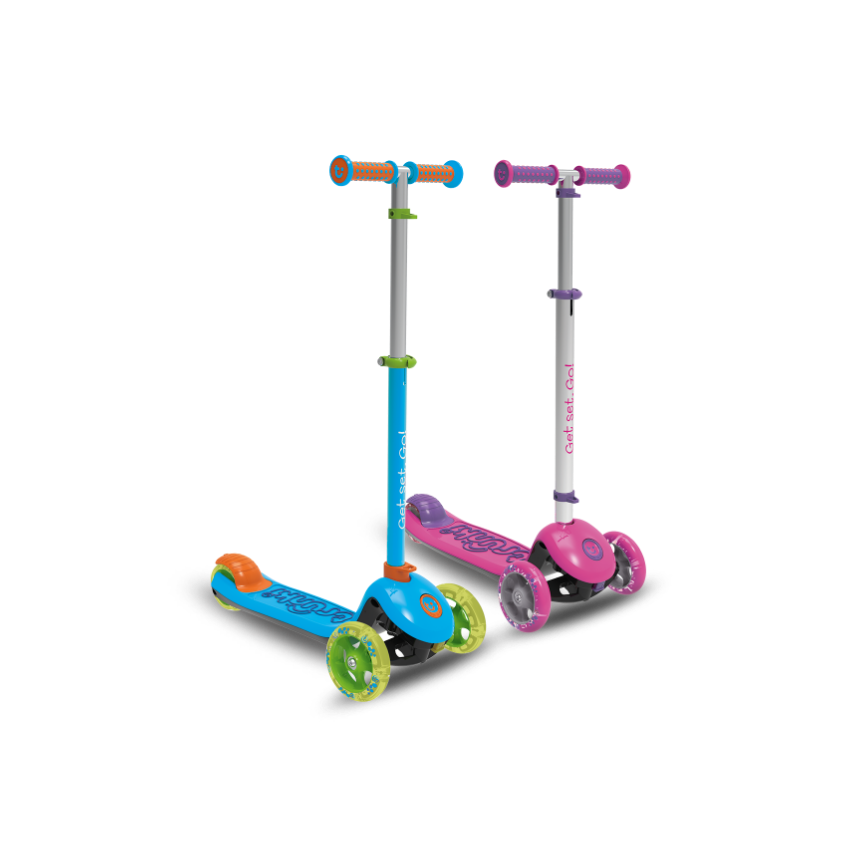 trunki combined scooters