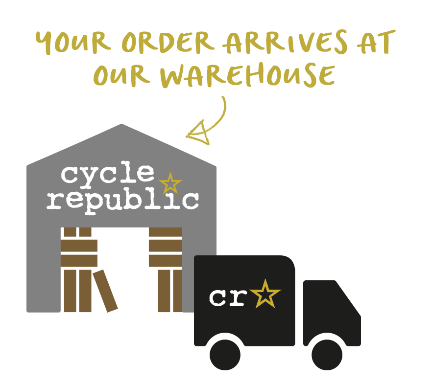 Cycle Republic Warehouse
