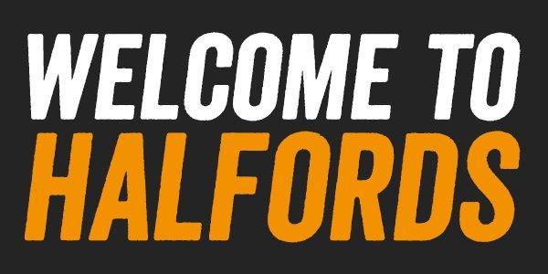 Halfords Banner