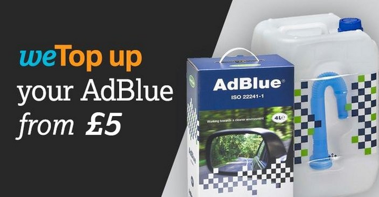 Halfords Advice Centre Halfords Adblue Check Top Up