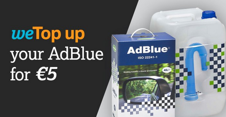 Image for Halfords AdBlue Check & Top Up article