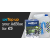 Halfords AdBlue Check & Top Up