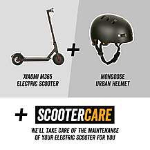 image of Xiaomi M365 Electric Scooter Bundle