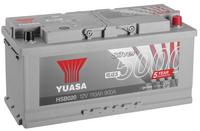 Yuasa 12v Silver Battery HSB020